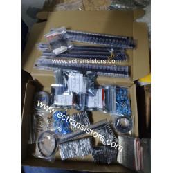 3PCS TPS56921PWP IC REG BUCK SYNC ADJ 9A 20HTSSOP TPS56921 56921 TPS56921P 56921