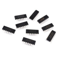 5PCS IR21084 IC DRIVER HIGH/LOW DRIVER 14-DIP 21084