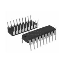 25PCS IC Sockets DIP-18 Machined Round Contact Pins Holes 2.54mm DIP18 DIP 18