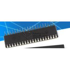 2PCS AT89S52-24PU AT89S52 DIP-40 ATMEL NEW