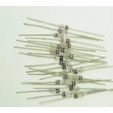 3PCS 1N270-EKMIC DIODE SWITCHING 2DO-7 1N270-E 1N270