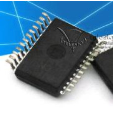 10PCS SM16126C (Foot Distance: 1.0 mm) LED constant current driver chip SSOP24