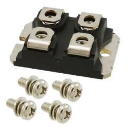 1 × APT5010JN Power MOS IV MOSFET N-Channel 500V 48A SOT-227 - Rail/Tube
